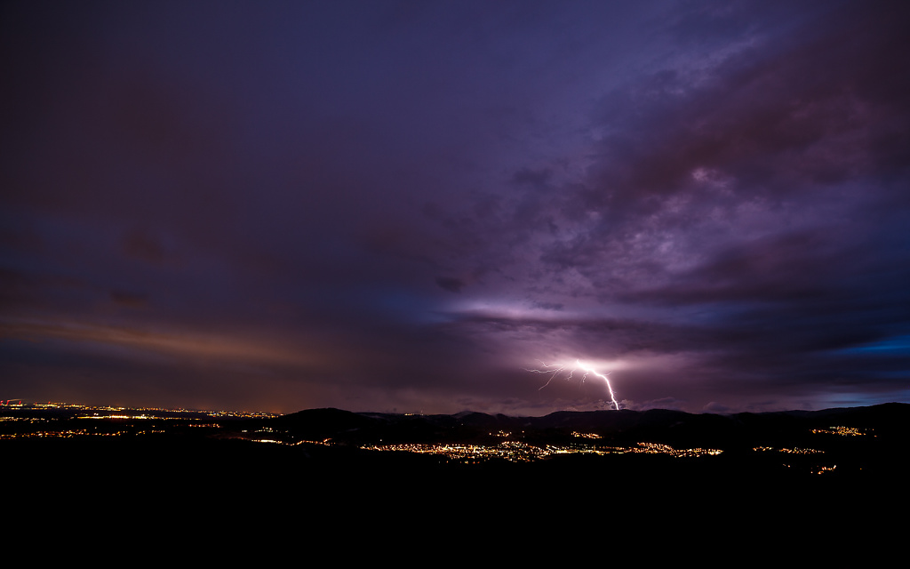 Lightning from Alt-Eberstein