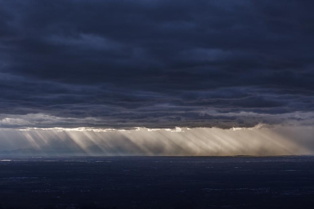Directional Rays